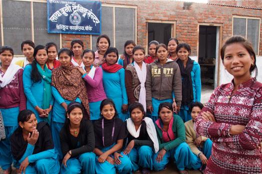 My Chosen Charity: Nepal Youth Foundation UK